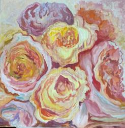 Rose Colored Roses- Stephanie Bray