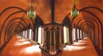 'Corridor of Contemplation' Barbara Mason $1250.00