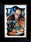'The Mind of C.S. Lewis-A Wardrobe of Imagination' Jim Hutchinson  $2800.00